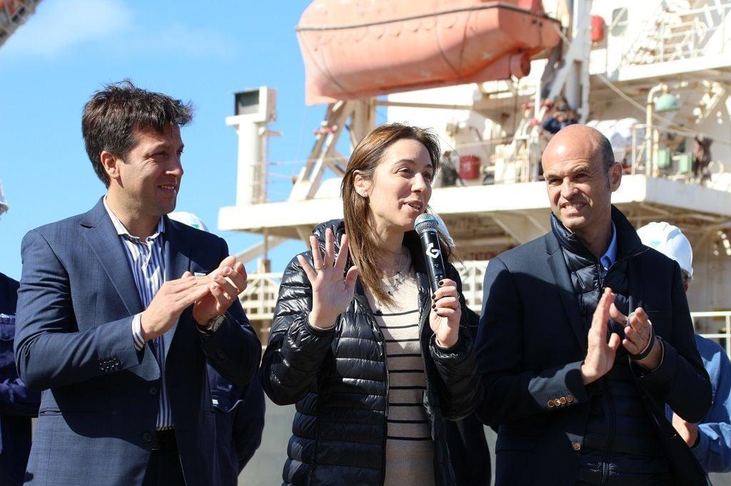 Gobierno invertirá u$s 200 millones para ampliar el puerto de Quequén
