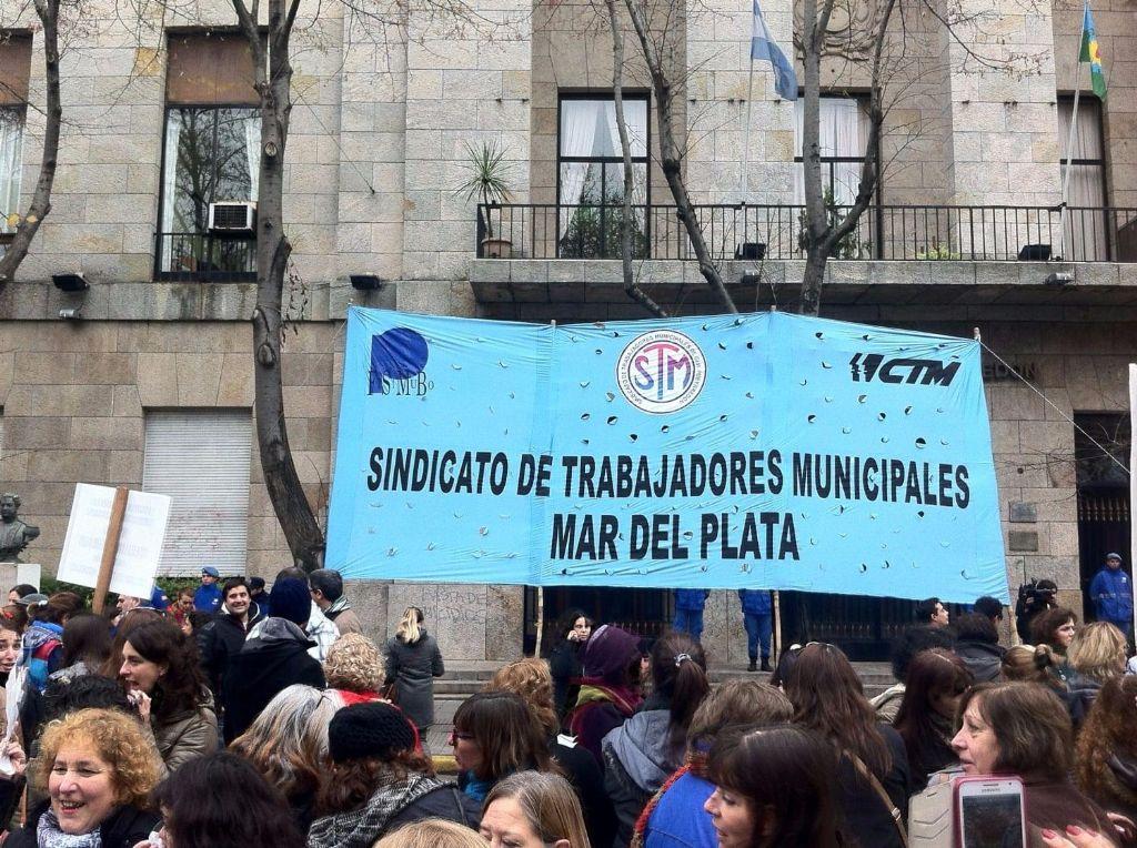 Mar Del Plata Municipales Cobrar An Aguinaldos En Cuotas