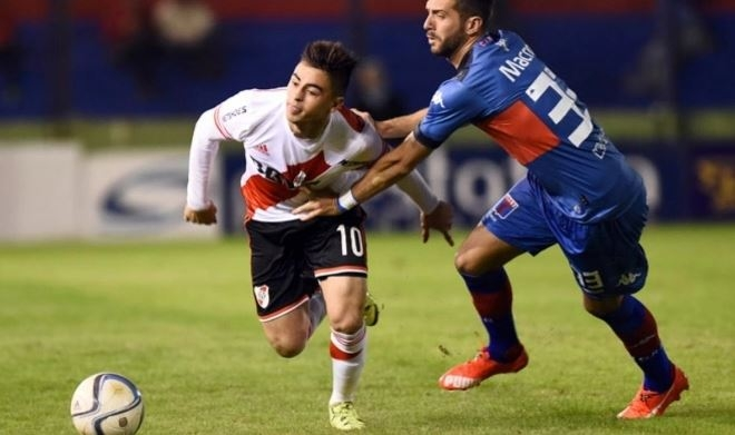 River empató con Tigre y sigue dejando puntos en el camino