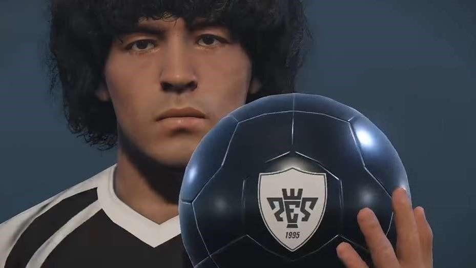 Maradona estalló de bronca contra un videojuego que usó su imagen — Furioso