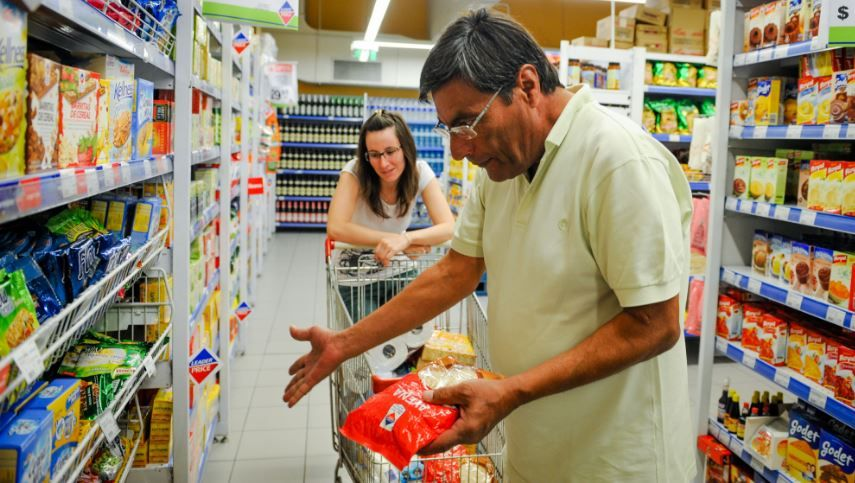 La inflación fue de 2,4 por ciento en marzo — Idnec