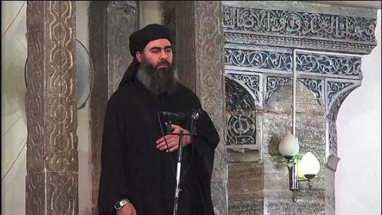 Observatorio Sirio confirma muerte de Abu Bakr al-Baghdadi, líder del EI