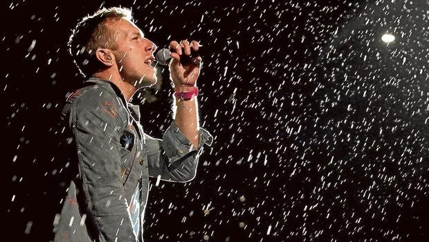 Agota entradas y suma nueva fecha — Furor por Coldplay