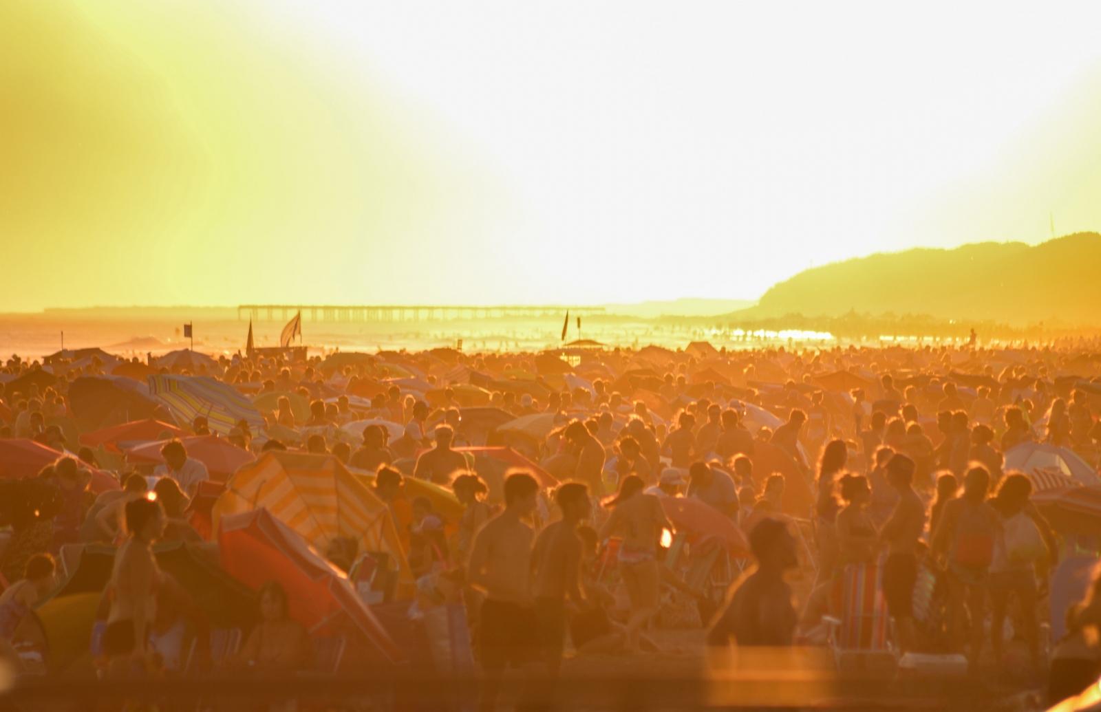 El Sol llevará la temperatura máxima a los 35 grados este domingo