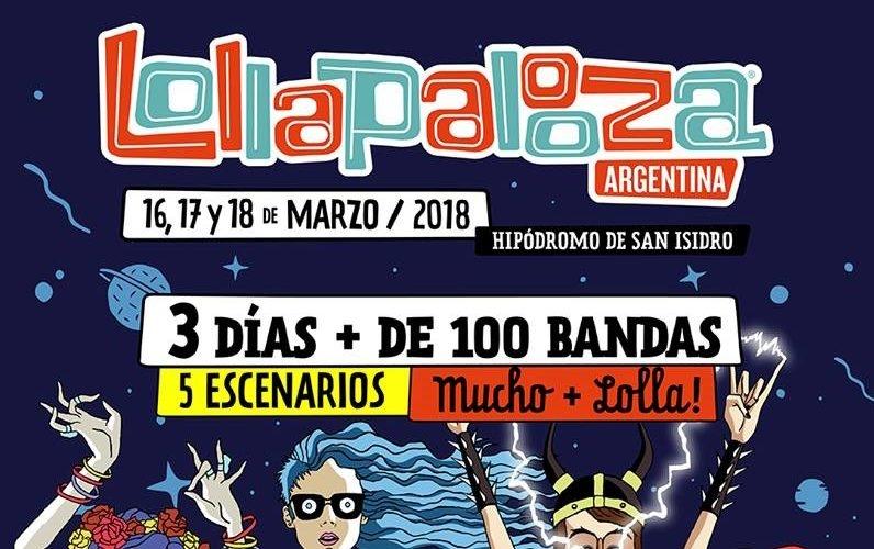 d080029e17a0 Lollapalooza Argentina anuncia los últimos tickets disponibles para su  quinta edición