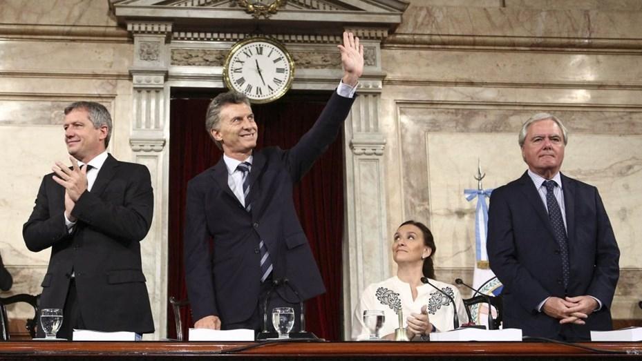 El discurso de Macri: inflación, reformas, seguridad y aborto