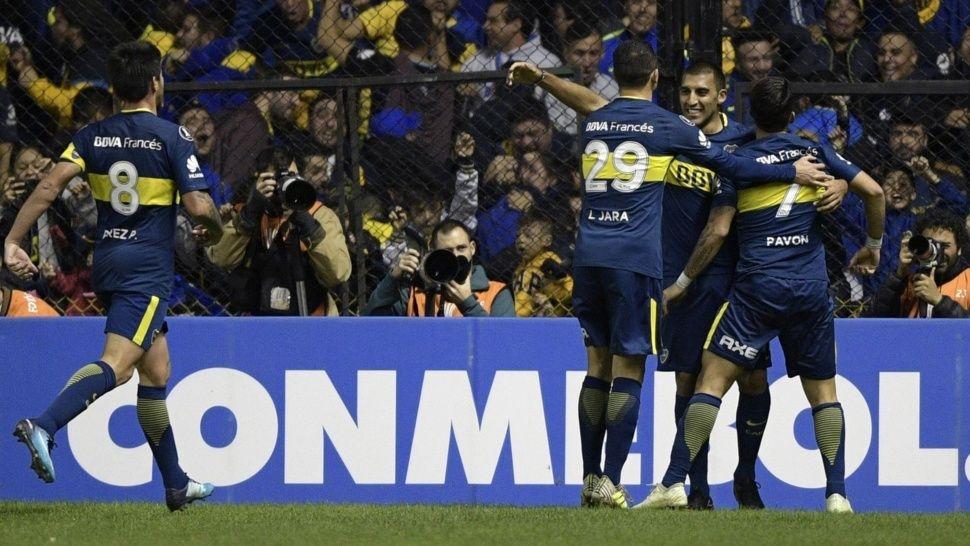 Mirá los goles Boca goleó a Alianza Lima y pasó a octavos