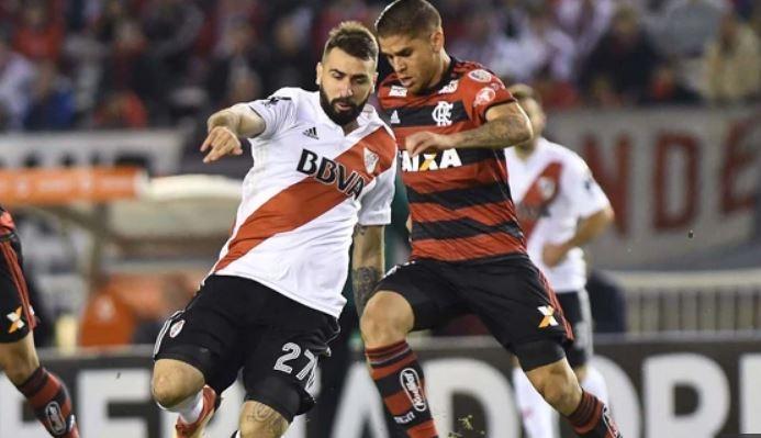 River empató con Flamengo y terminó líder del Grupo 4