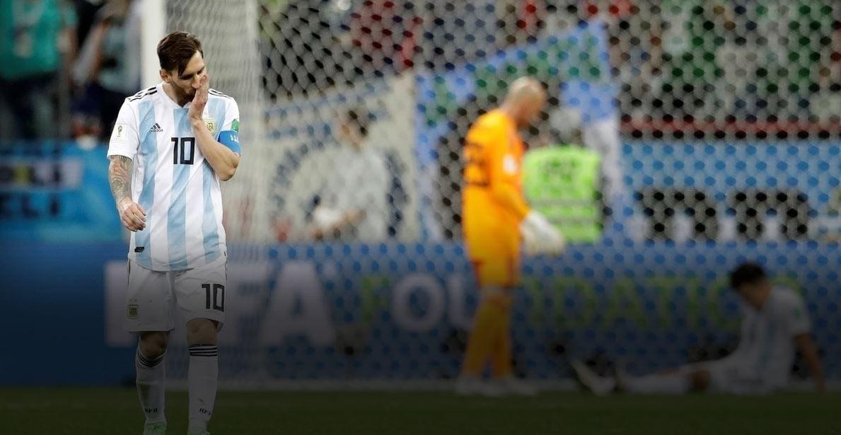 Nigeria derrotó a Islandia y Argentina vuelve a respirar