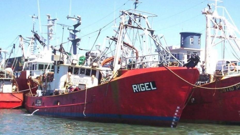 El cuerpo hallado es el de Salvador Taliercio, capitán del pesquero Rigel