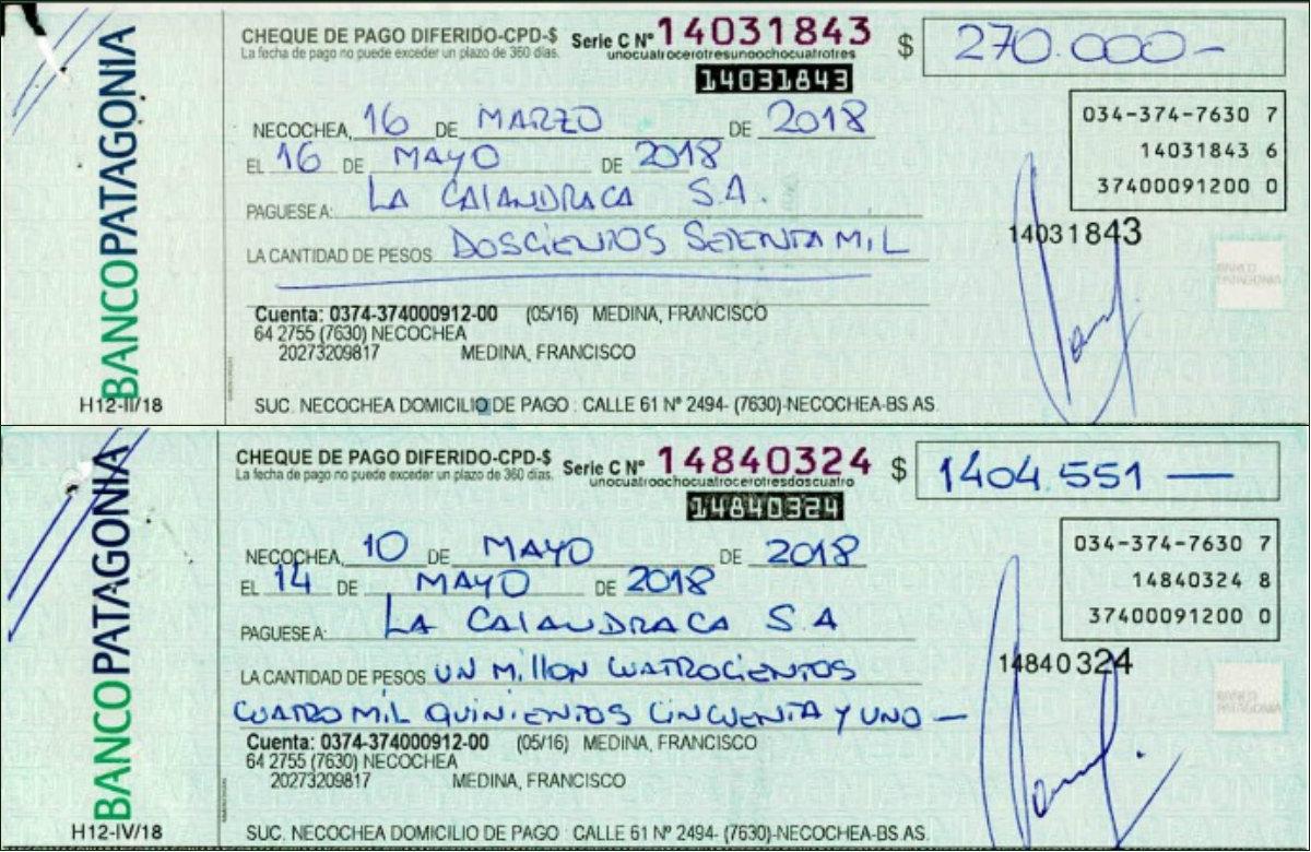 Nuevos Cheques Rebotados Complican A Medina Diario Cuatro Vientos
