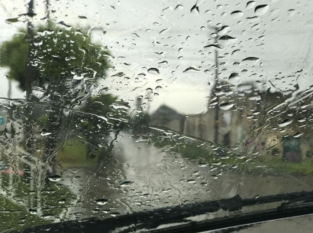 Mirá el registro de lluvias de Necochea y la región - Diario Cuatro Vientos