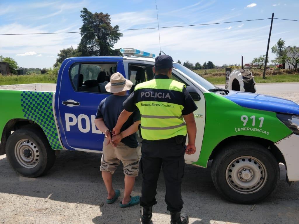 Apuñaló a su pareja, quería refugiarse en Necochea y lo atrapó la policía - Diario Cuatro Vientos