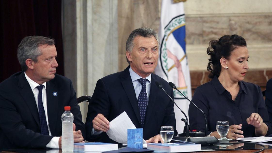 Macri dijo que la AUH aumentará un 46%