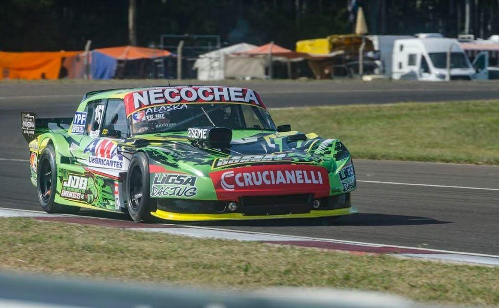 Matías Rossi, el más veloz en Concepción del Uruguay