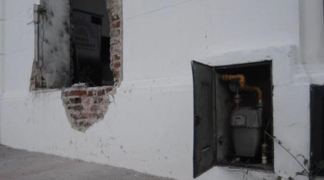 Violencia política: atacan con una bomba un local del Frente de Todos