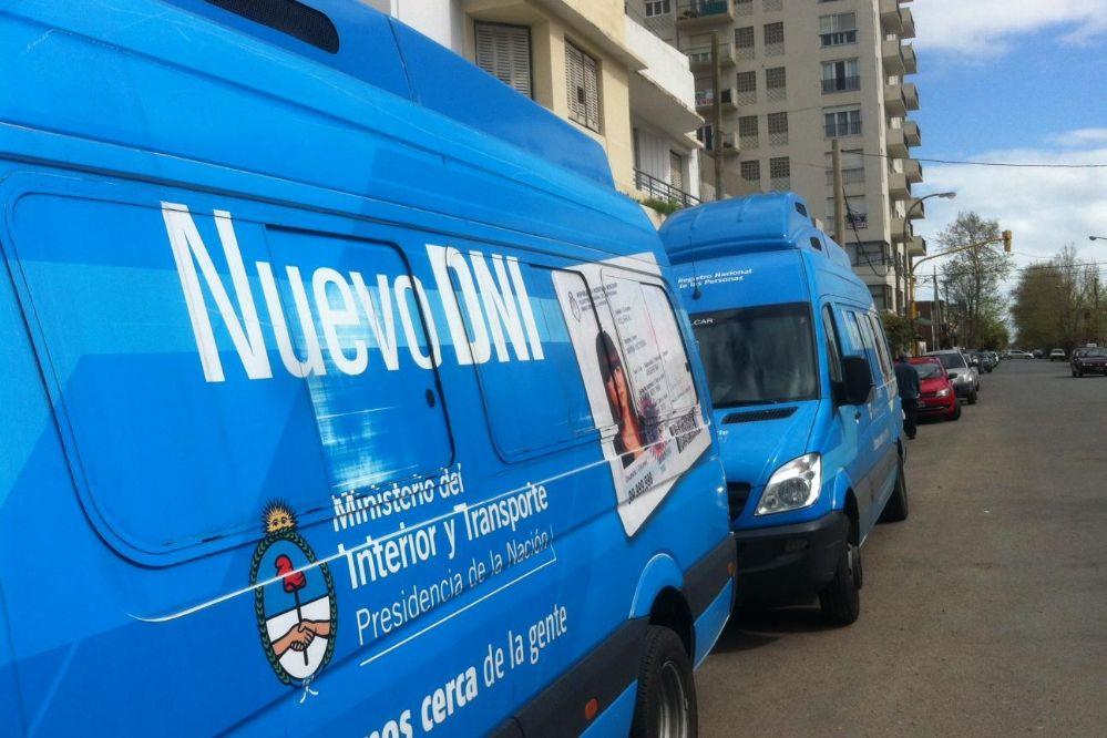 M viles para tramitar el nuevo dni en necochea for Ministerio del interior pasaporte telefono