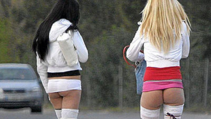 tipos de prostitutas prostituyen