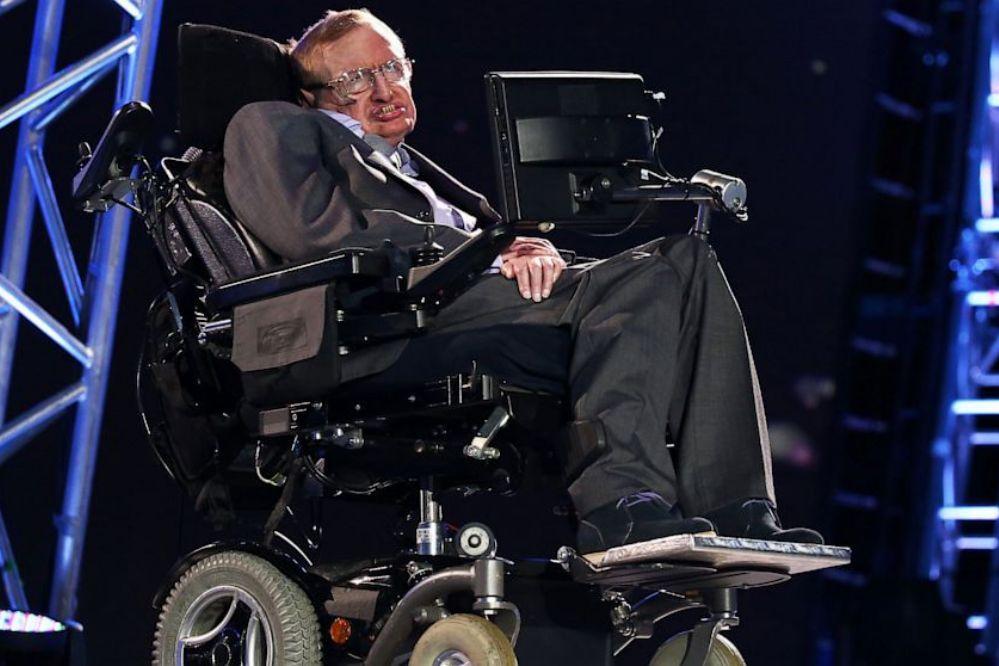 """Stephen Hawking busca la creación de un """"gobierno mundial"""""""