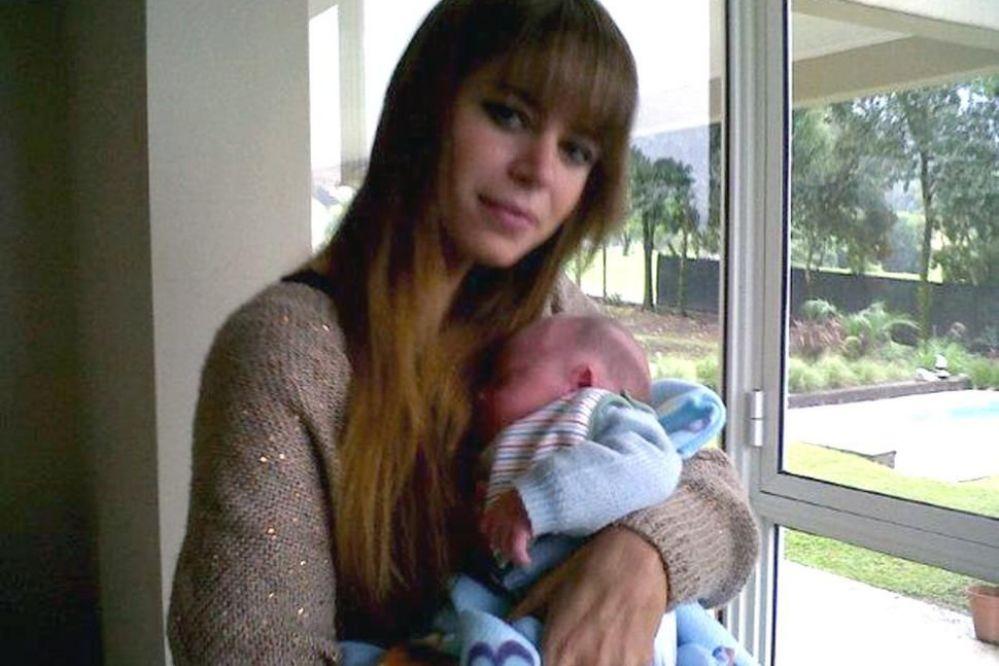 """Marianela Mirra: Las fotos que """"calentaron"""" a Rial"""