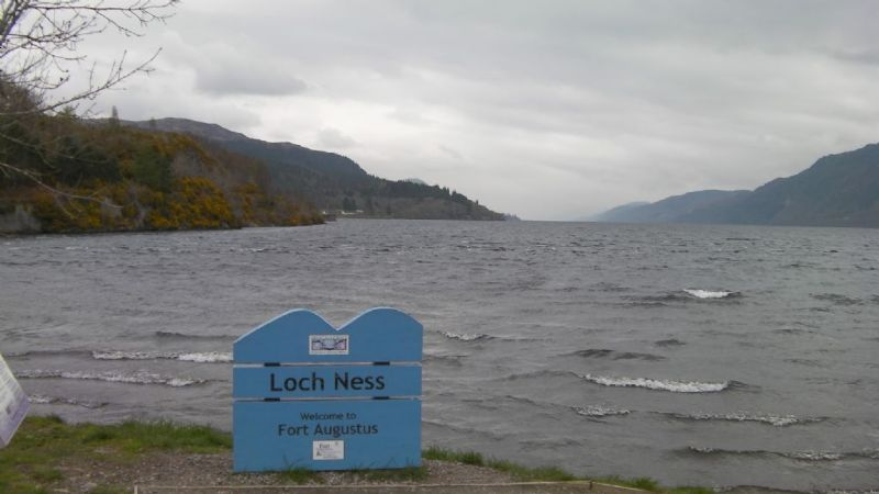 ¿Apple capturó fotos del Monstruo del Lago Ness?
