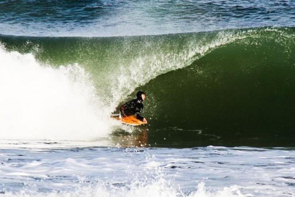 Reporte de olas para Necochea y Quequén