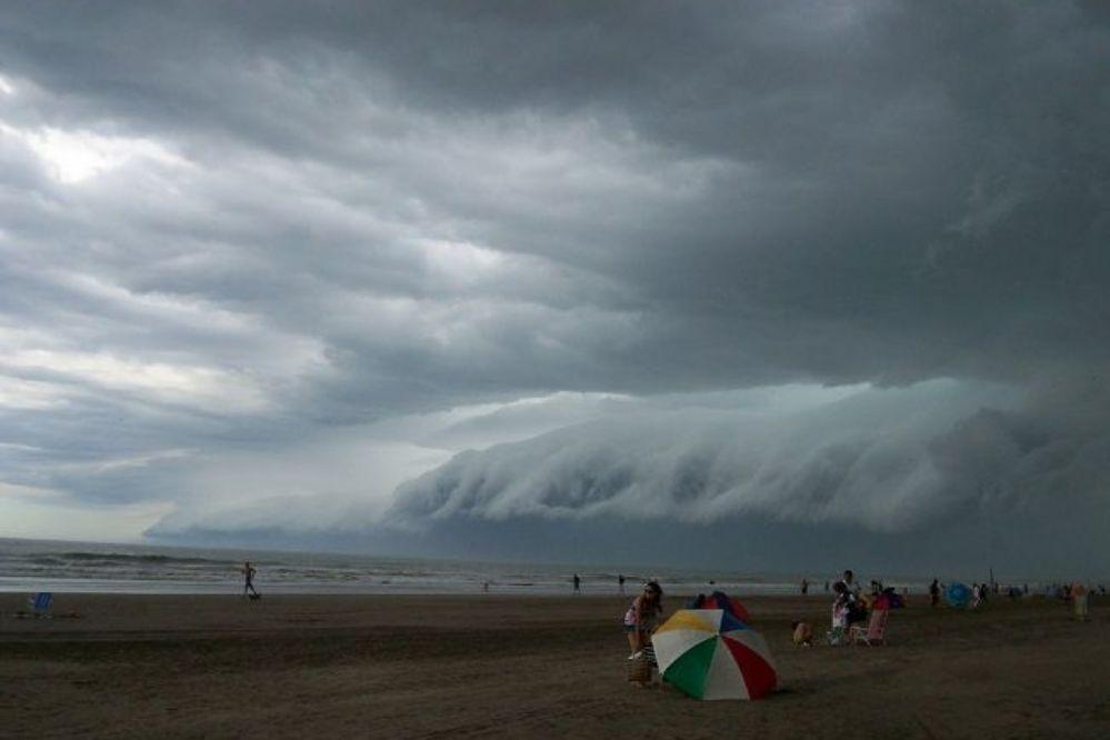 Alerta meteorológica para Necochea: Se esperan tormentas intensas