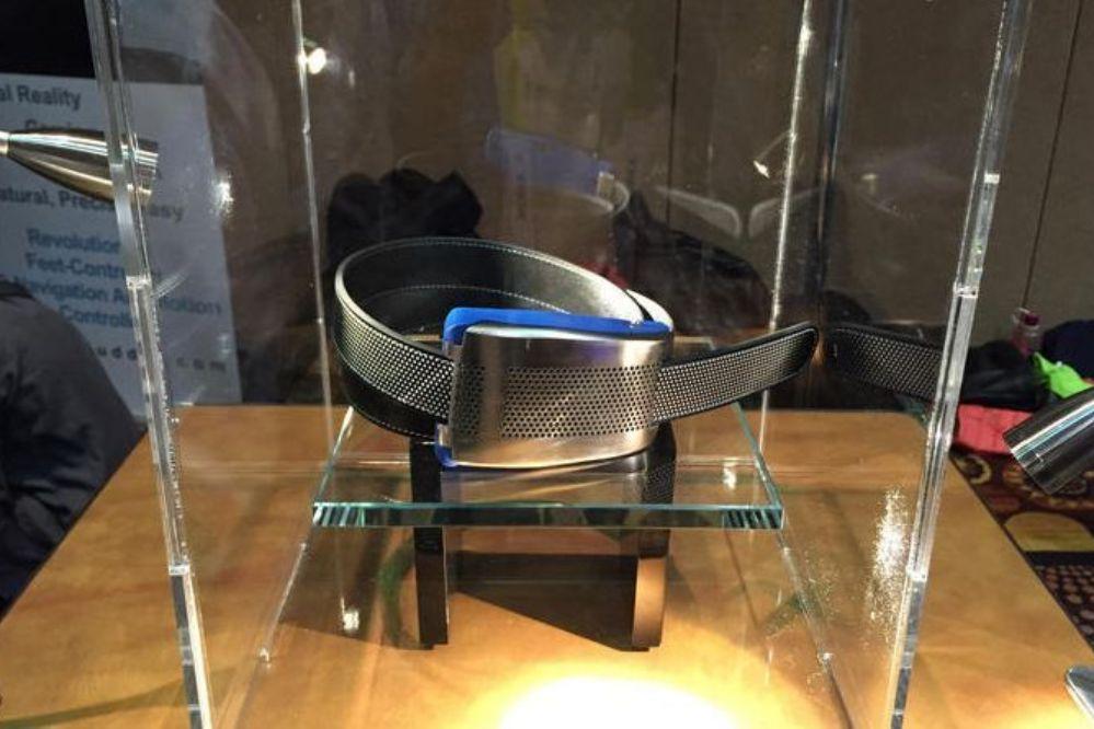 Diseñaron un cinturón inteligente que se desabrocha cuando comés mucho