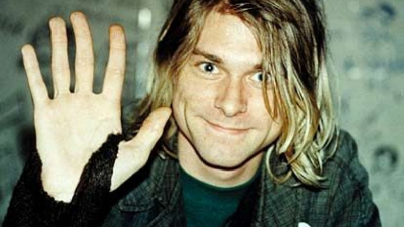 Kurt Cobain es recordado con un documental sobre su vida
