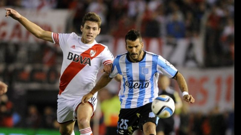 River no pudo con Racing y empató
