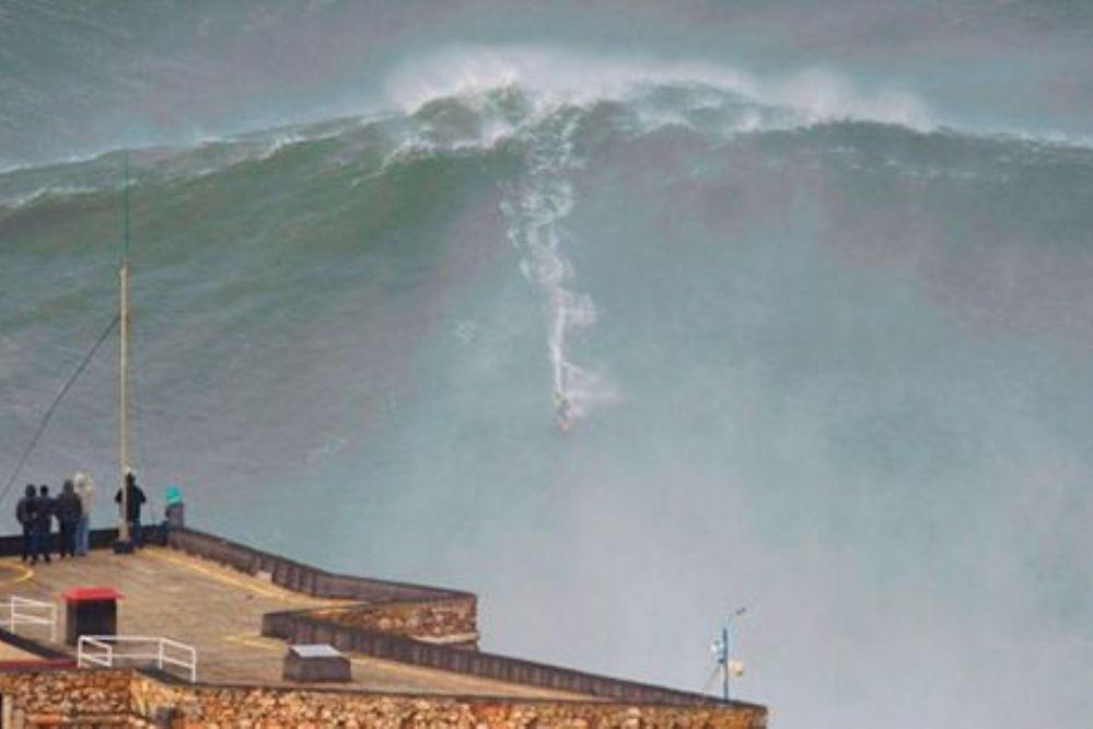 Lista: Las 7 olas más grandes del mundo