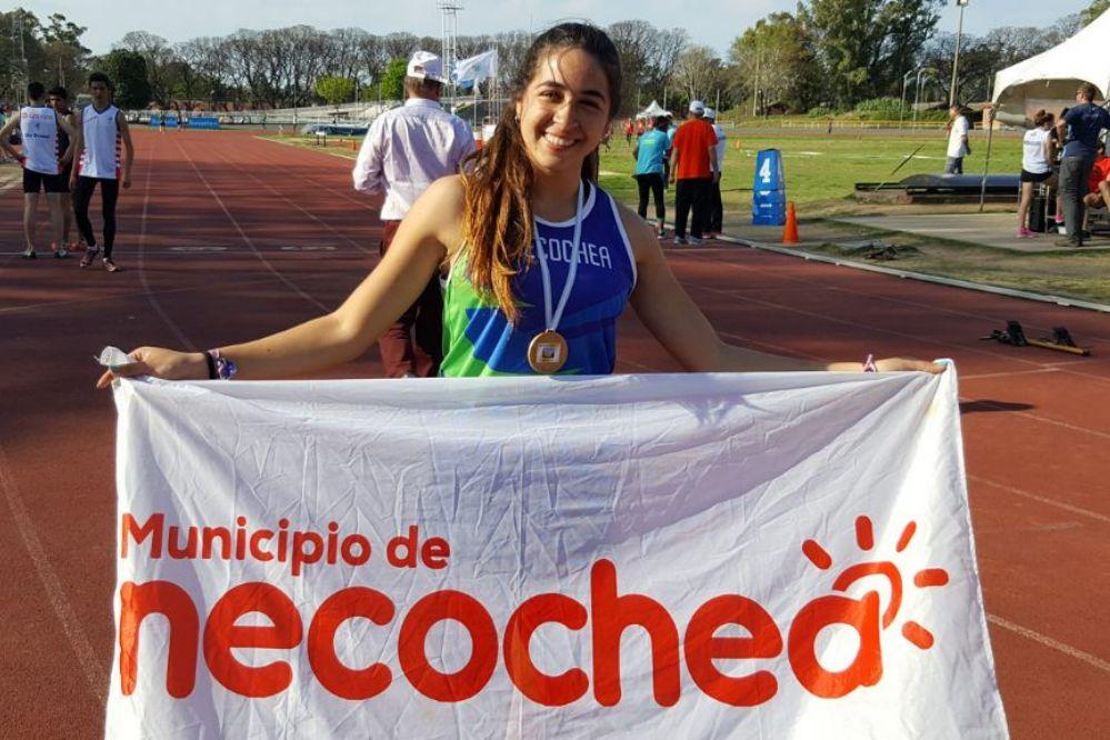Florencia Farnos arrasó en el Nacional de Rosario