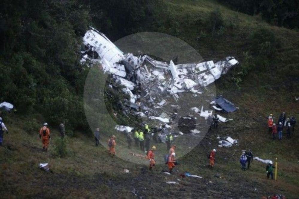 Suspenden la final de la Copa Sudamericana por el accidente de avión de uno de los equipos