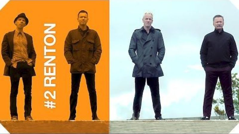Mirá el trailer de T2 Trainspotting