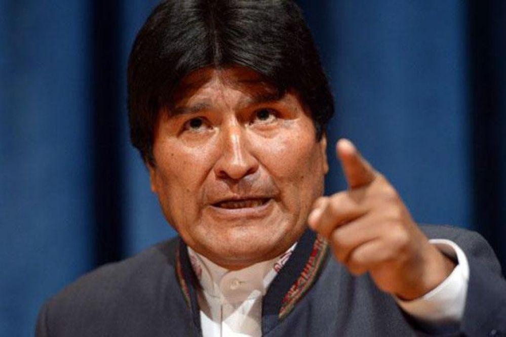 Jovén boliviana se ofreció en EE.UU. para matar a Evo Morales