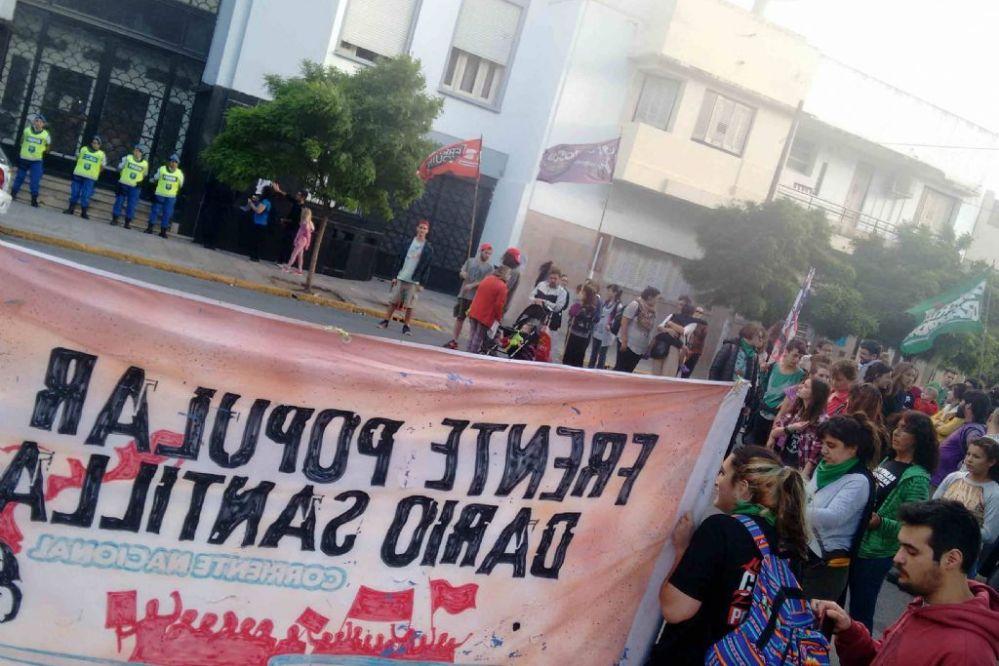 Marcha por Adriana: La necesidad de más presupuesto para políticas de género