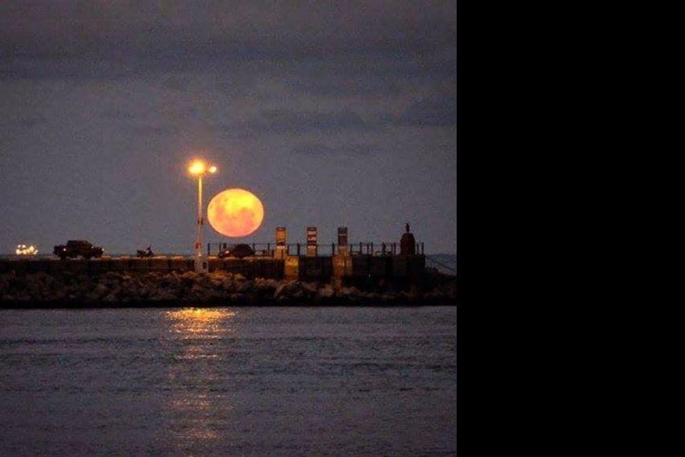 Luna de la Noche Larga: Solsticio de invierno con luna llena este lunes 20-06