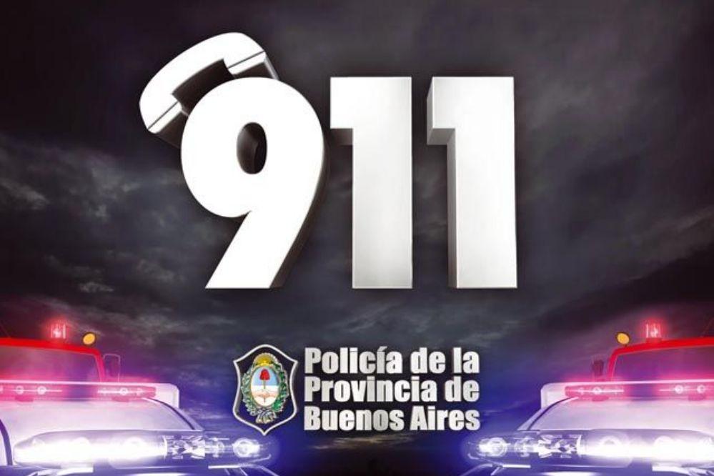 Vecina indignada: ¿El 911 lo atiende un conmutador?