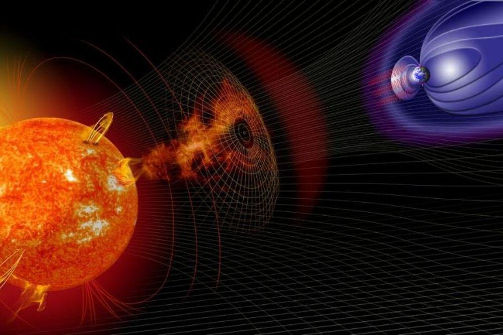Alerta por la llegada de una llamarada solar a la Tierra