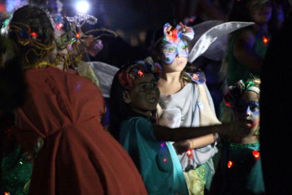"""Fotos: Una """"Naturaleza Mágica"""" abrió el 56º Festival Infantil"""