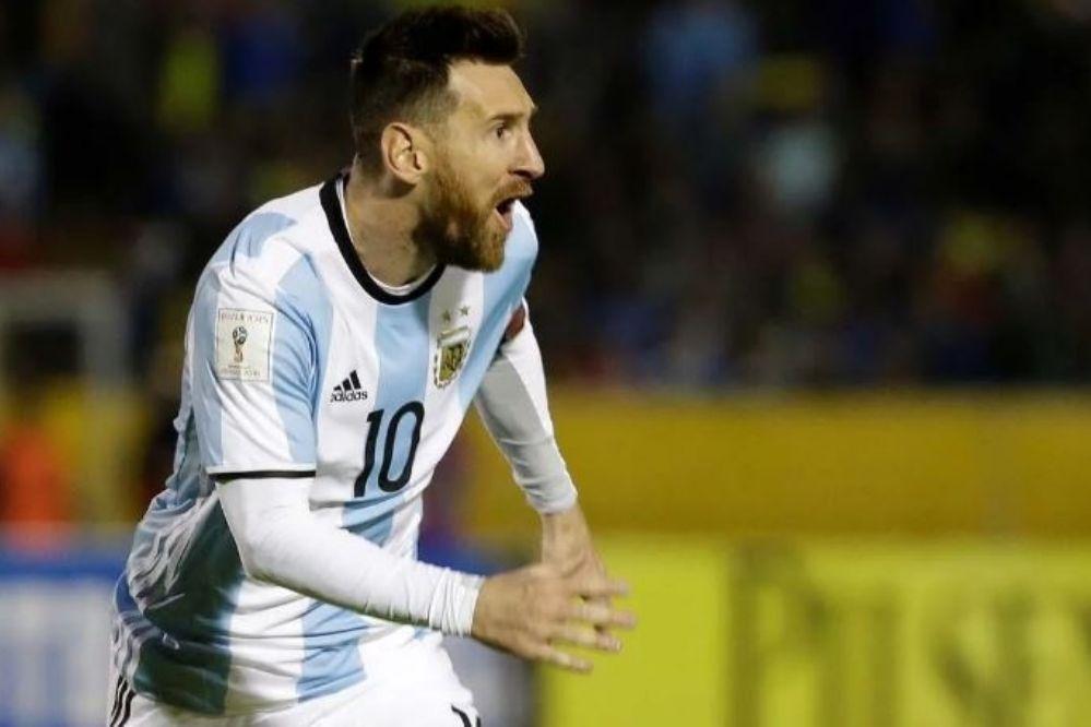 """Messi: """"Si vamos todos juntos de la mano, es mucho más fácil"""""""