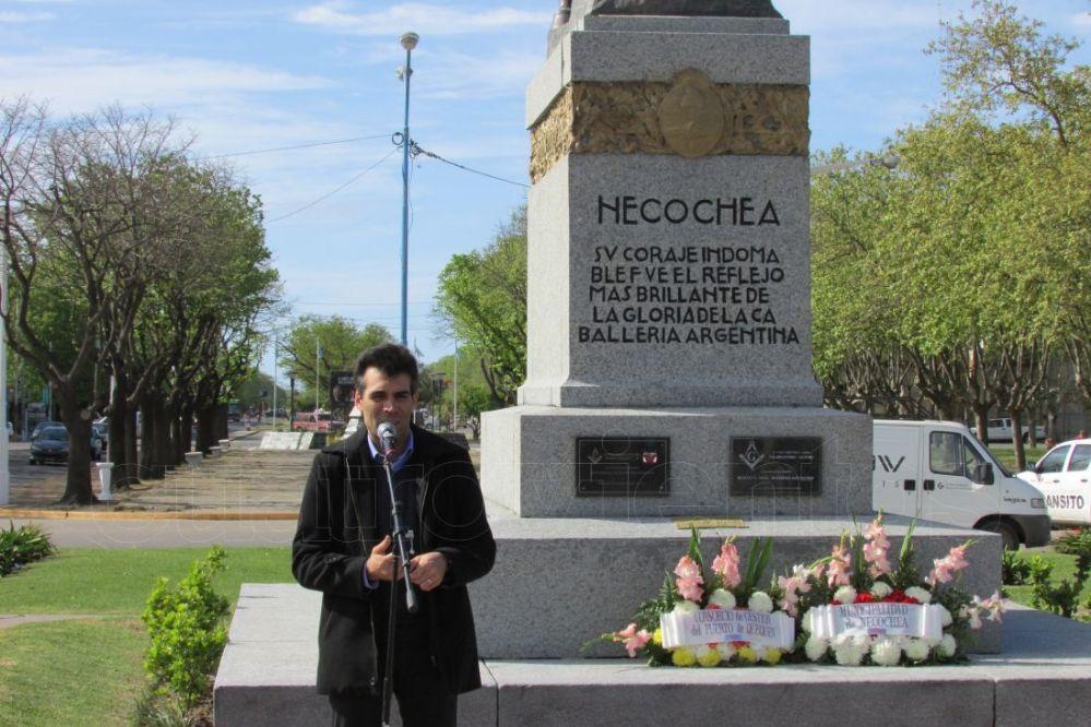 """López: """"Es un orgullo estar representando a toda una comuna pujante"""""""