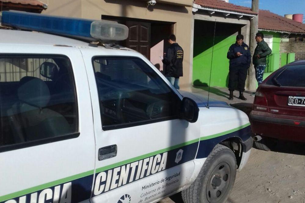 Video: La policía entró a allanar un garito de droga en Necochea