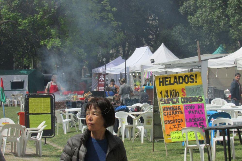 Fotos: Comenzaron los festejos por el 136º aniversario de Necochea