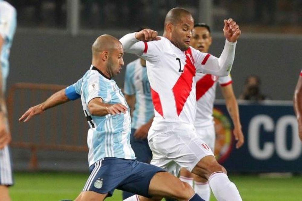 En vivo: Mirá el partido entre Argentina y Perú online