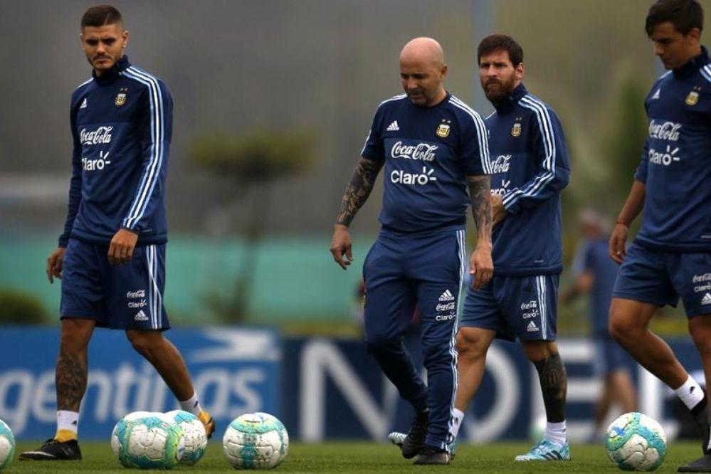 Esta es la formación de la Selección Argentina ante Perú