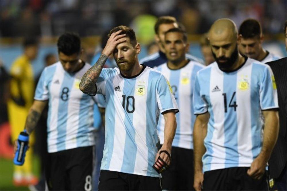 Un triunfo de Argentina en Ecuador le asegurará al menos jugar el repechaje