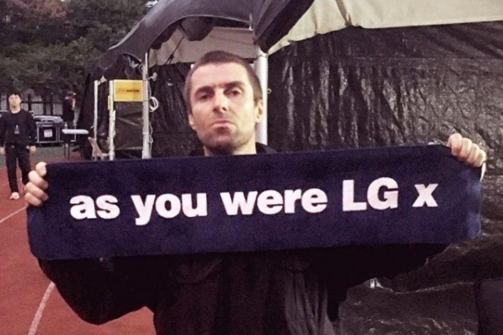 Liam Gallagher presentó su álbum solista: Escuchalo acá