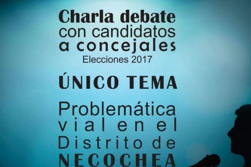 La UDUV organiza una charla debate entre candidatos a concejales sobre la problemática vial