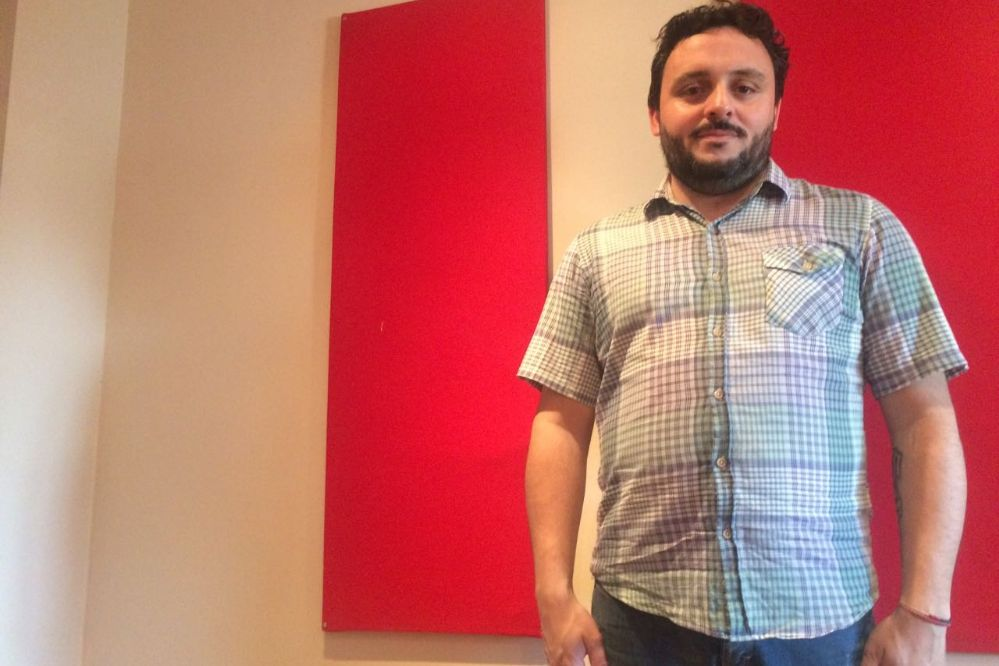 """Luciano Lescano: """"No creo que en la etapa esta Cristina haya tenido que ser la candidata"""""""